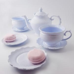 """Чайный набор """"Небесно-голубой"""""""