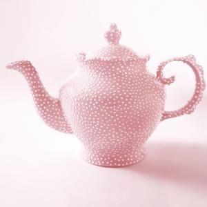 """Чайная пара """"Розовое счастье"""""""